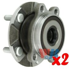 Pack of 2 Front Wheel Hub Bearing Assembly replace 513257 HA590165 BR930615