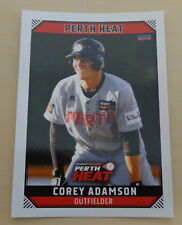 Corey Adamson 2018/19 Australian Baseball League card - Perth Heat