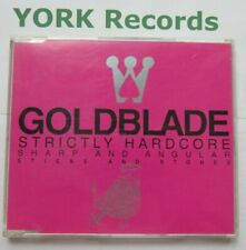 GOLD BLADE - Strictly Hardcore - Excellent Con CD Single Ultimate TOPP 056CD