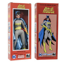 DC Comics Mego Style Boxed 8 Inch Action Figures: Batgirl (Retro Series 5)