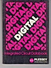 Plessey Digital Integrated Circuit (Ic) Handbook Data Book /h5