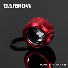 Barrow 'Choice' Hard Tube Compression Fitting for 16mm Tubing - Blood Red - 269