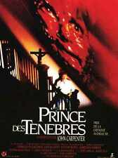 Prince Of Darkness Poster 02 A2 Box Canvas Print