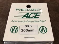 NEW Wheelsmith SX5 - 300mm  Blade Spokes Bag of 18
