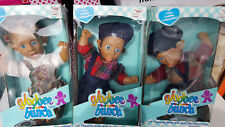 Jaxx Gloobee Bunch Doll Real Life Expressions Cody Lester Woody Lot of 3