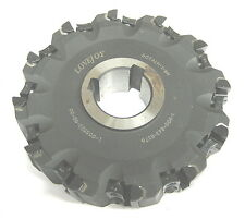 """6"""" LH Carbide Indexable Insert Lovejoy Side Mill face Cutter Tool holder 6GTALH"""