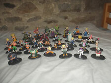 Lot 41 figurines Dragon Ball Z Super Akira Toriyama + fascicules