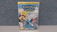 Pokemon Heroes - The Movie DVD