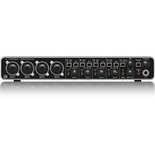 Behringer U-PHORIA UMC404HD - USB 2.0 Audio/MIDI Interface +Picks