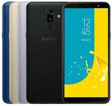 "Samsung Galaxy J8 J810, две SIM-карты, 32 ГБ, 3 ГБ, 16MP, 6"" Android телефон, FedEx"