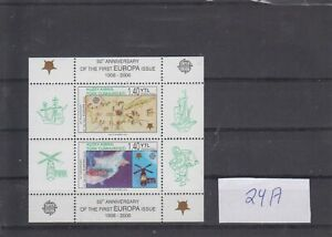 Türkish Zyprus Block 24 A mnh