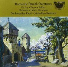 douard Dupuy - Romantic Danish Overtures [CD]