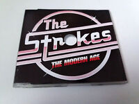 "THE STROKES ""MODERN AGE"" CD SINGLE 1 TRACKS"