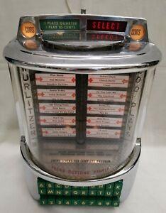 Wurlitzer Fernwähler wallbox Modell 5210