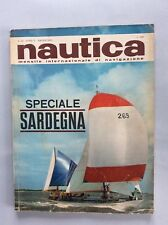 371G NAUTICA mensile internazionale di navigazione N.39 maggio 1965