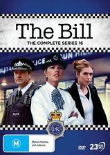The Bill Series 16 - DVD Region 4