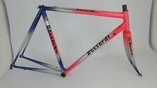 Vintage DACCORDI Columbus MAX Steel Road Bike Frameset, 54/55cm, 700c