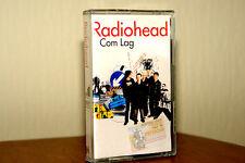 RADIOHEAD - Com Lag CASSETTE SEALED! OOP