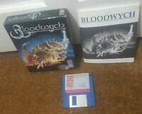 Bloodwych A Image Works Game for the Commodore Amiga Computer