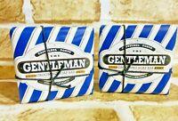 2 Castelbel Porto The Gentleman Grooming Soap Bar Citrus & Bergamot 10.6 Oz