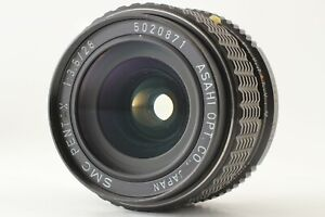 [Exc+5] Pentax SMC 28mm f3.5 MF Wide Angle Lens for K mount from Japan #710
