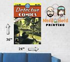 Detective Comics #1000 Batman Cover Wall Poster Multiple Sizes and Papers