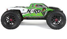 ARRMA 1/8 NERO 6S BLX Brushless 4WD RTR Green