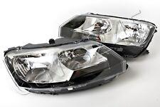 SKODA Rapid 2012- Halogen Headlights Front Lamps LEFT+RIGHT PAIR