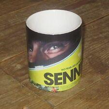 Ayrton Senna The Movie F1 Advertising MUG