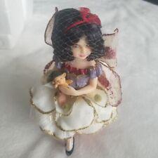 The Ashton Drake Galleries by Jennifer Sutherland Snow White Fairy Princess Coa