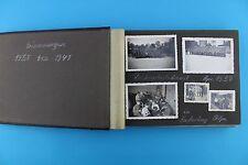 Álbum de fotografías rico trabajo servicio photo 3. rico ww2 WK 1937-1941 German era guerra