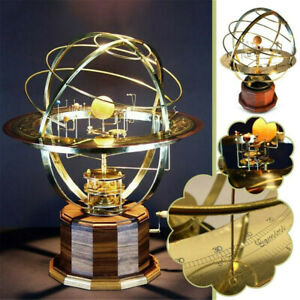 Grand Orrery Model Of The Solar System Home Living Bedroom Gifts Ornament Decor