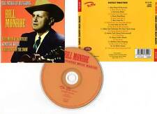"BILL MONROE ""The Father Of Bluegrass"" (CD) 2000"