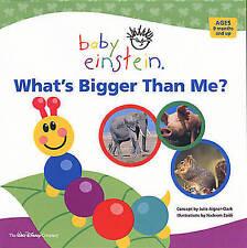 Very Good, What's Bigger Than Me? (Baby Einstein), Aigner-Clark, Julie, Book