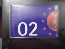 Pièces euro des Pays-Bas année 2002