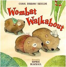 Wombat Walkabout-ExLibrary