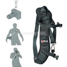Quick Rapid Camera Single Shoulder Belt Neck Strap for DSLR Camera Nikon Canon A