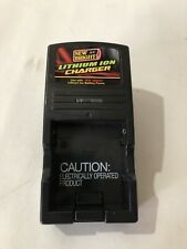 New Bright R/C Lithium Ion Black DC 120V Battery Charger A587500493
