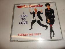 Cd   La Bouche  – I Love To Love / Forget Me Nots