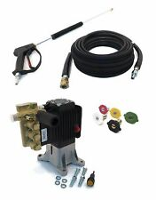 4000 psi AR PRESSURE WASHER PUMP & SPRAY KIT for Karcher  HD3500 G, HD3600 DH