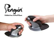 brand new medium vertical mouse - penguin
