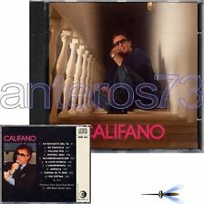 "FRANCO CALIFANO ""CALIFANO"" RARO CD 1990 - MIA MARTINI"