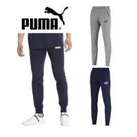 Puma Essentials Men's 852428 Slim Fit Fleece Knit Jogger Pants