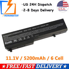 6 Cell Battery for Dell Vostro 1310 1320 1510 1520 2510 K738H T116C T114C T112C