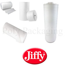 More details for jiffy foam wrap rolls *any size/qty packing/wrapping/posting/underlay/packaging