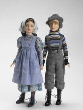 "Robert Tonner - "" Gerda & Kai "" Snow Queen dolls 12"" Both mint in their boxes"