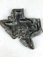Vintage Texas Metal Ashtray Japan