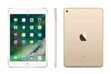 APPLE IPAD MINI 4 WiFi + Celluar 4G Supports LTE GSM CDMA Gold tablet