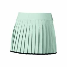 Nike Victory women's tennis skirt with liner - adult XL (UK 16) in barely green