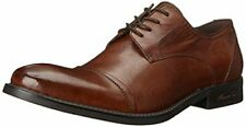 Kenneth Cole New York Men's Mason Jar Leather Oxford Shoes MEN'S 9 M BRAND NEW